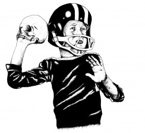 death-football